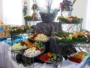 Tips for Choosing Your Wedding Reception Menu