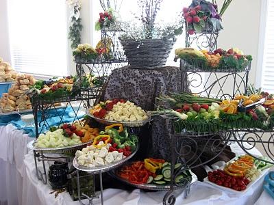 Tips For Choosing Your Wedding Reception Menu Ewedding