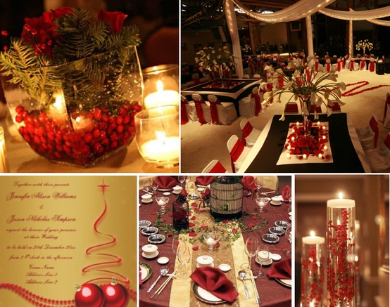 Beautiful Winter Wedding Theme Ideas