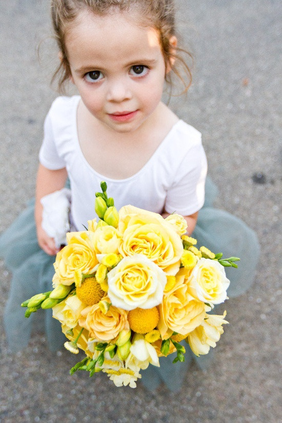 Flower Girl Alternatives for Your Wedding Ceremony | eWedding