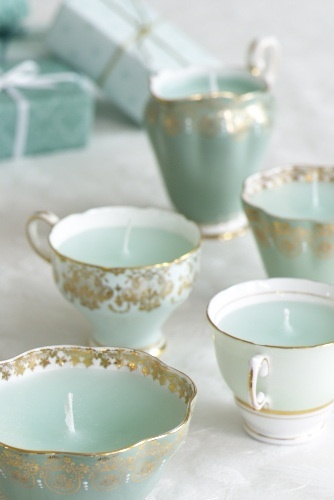 Mint and Gold China