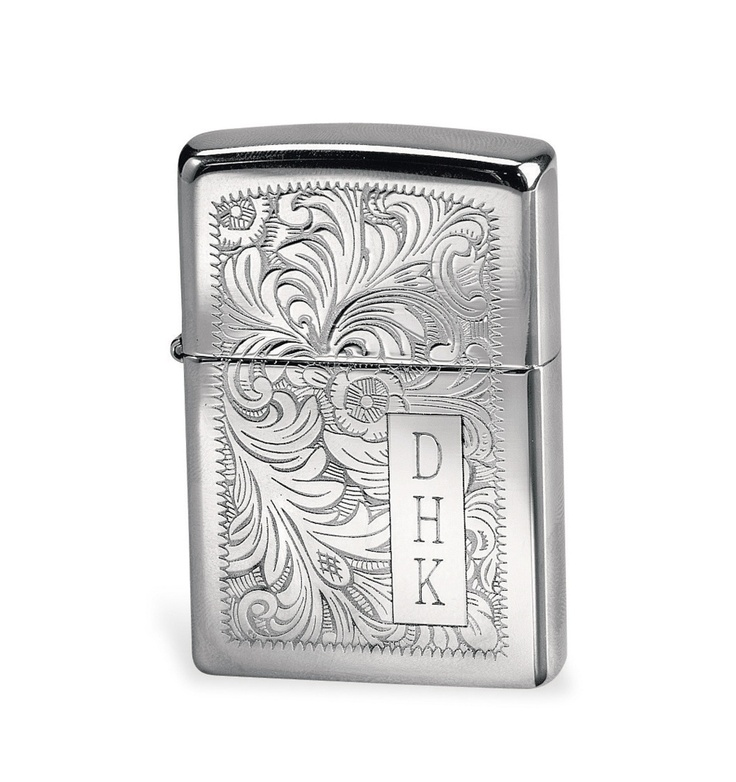 Engraved Zippo Lighter for Groomsmen