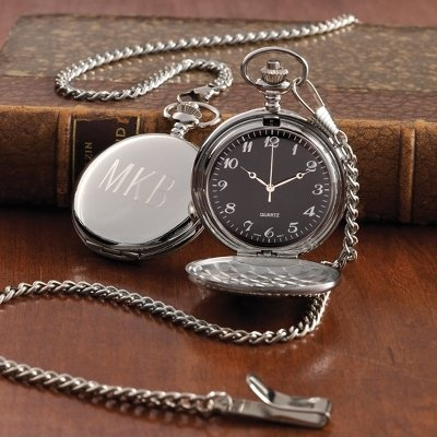 Groomsmen Gift Pocket Watch