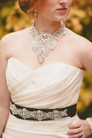 Glamourous Wedding Necklace