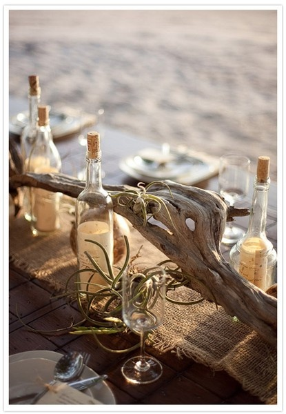 Message in a Bottle Decor