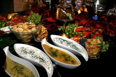 Tips For Choosing Your Wedding Reception Menu Ewedding