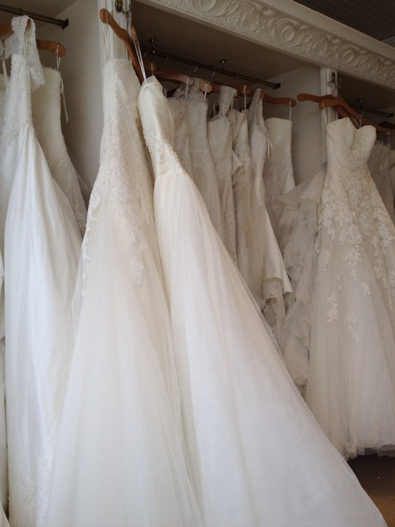 What Are The Pros And Cons Of Buying An Off The Rack Gown Ewedding