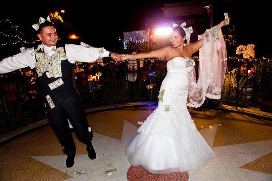 Money Dance Wedding.5 Overrated Wedding Traditions Ewedding