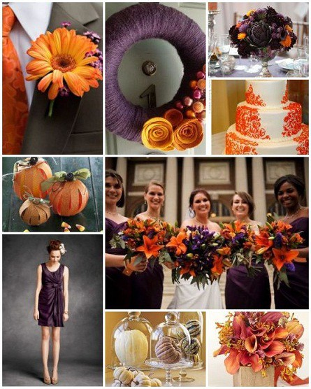 4 Tips For Choosing Your Wedding Colors