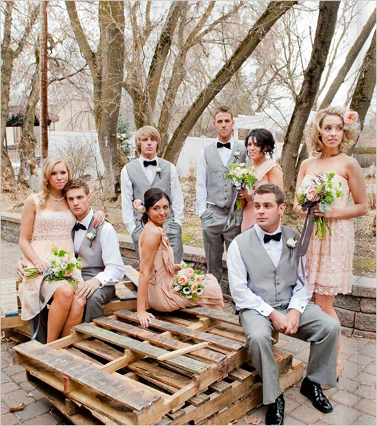 7e181cdb08e Listing Your Bridal Party on Your Wedding Website