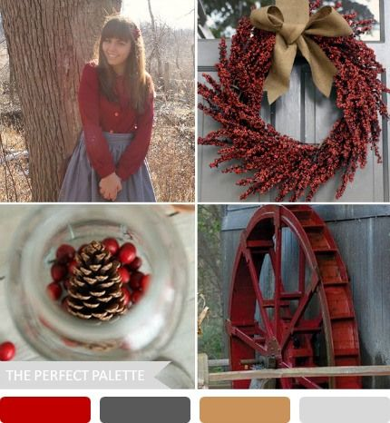 Christmas Wedding Colors.5 Perfect Winter Wedding Color Palette Ideas Ewedding